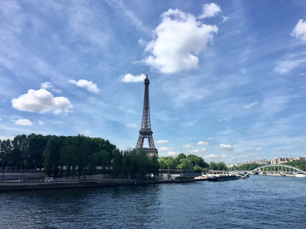 PARIS - awesome weekend trips from Amsterdam