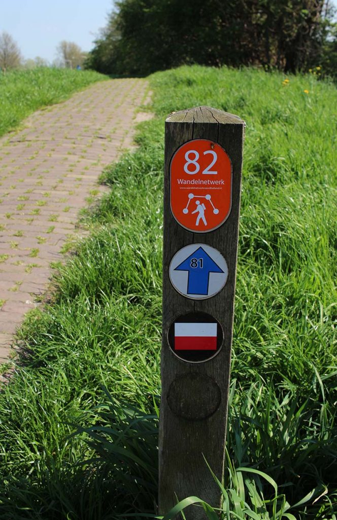 Waterland: Day Trip from Amsterdam on foot wandelroute paths