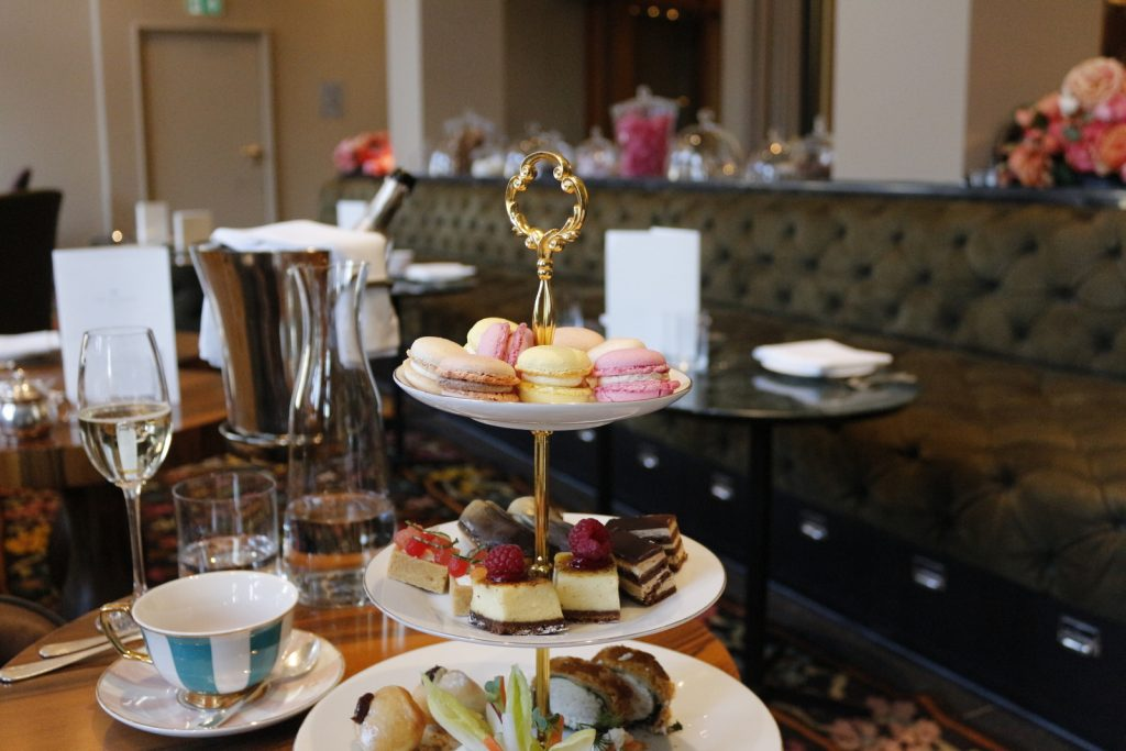 duchess high tea