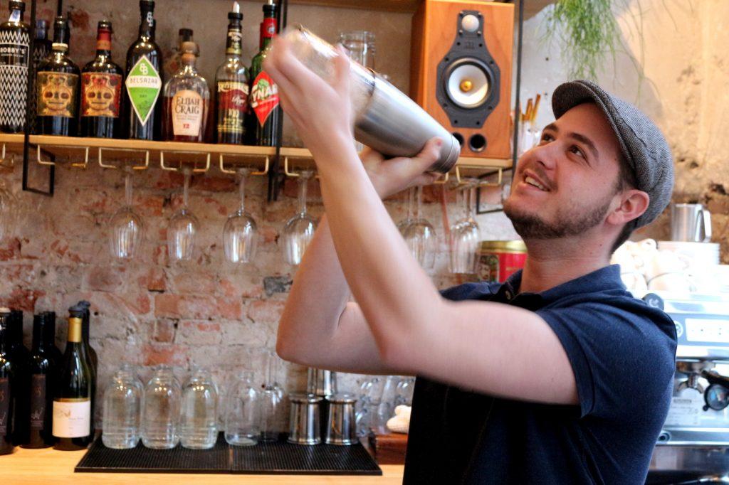 pendergast bartender