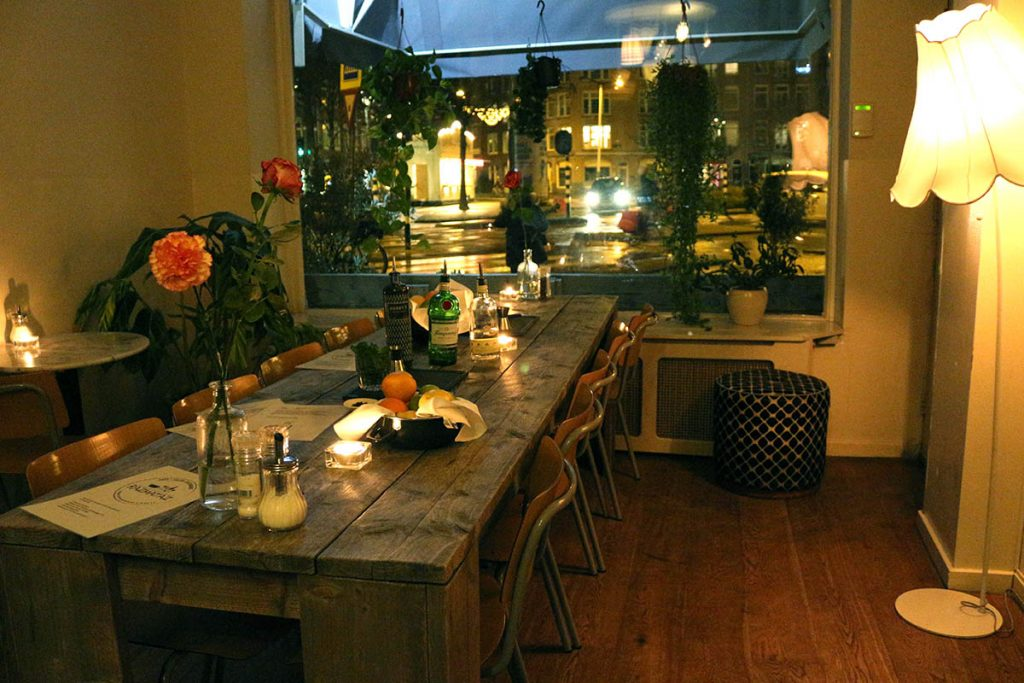 Amsterdam Restaurants for Large Groups :: razmataz ensuite