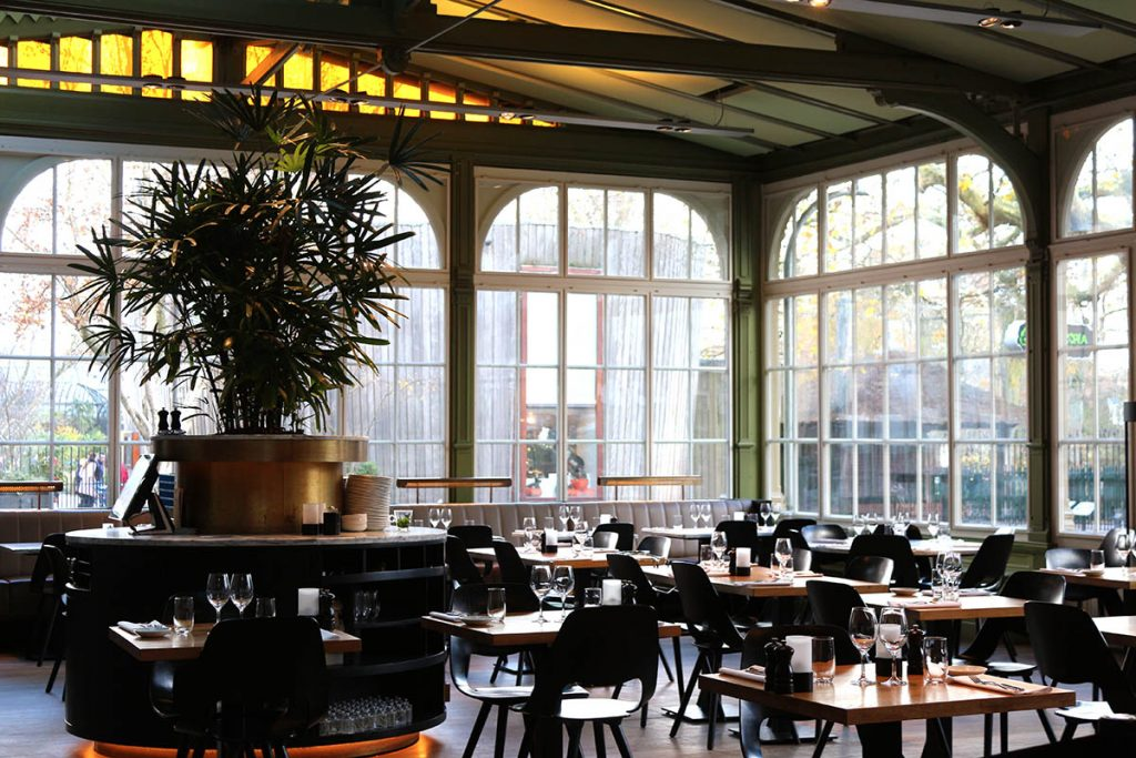 Amsterdam Restaurants for Large Groups :: restaurant plantage