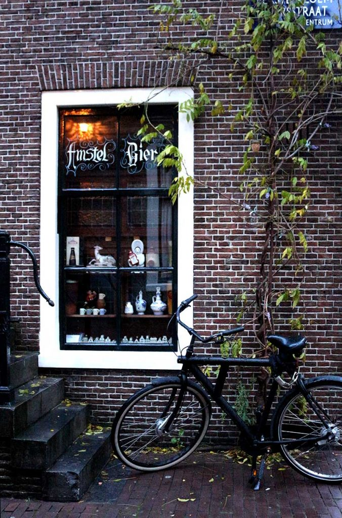 Cozy Cafes in Amsterdam - cafe chris