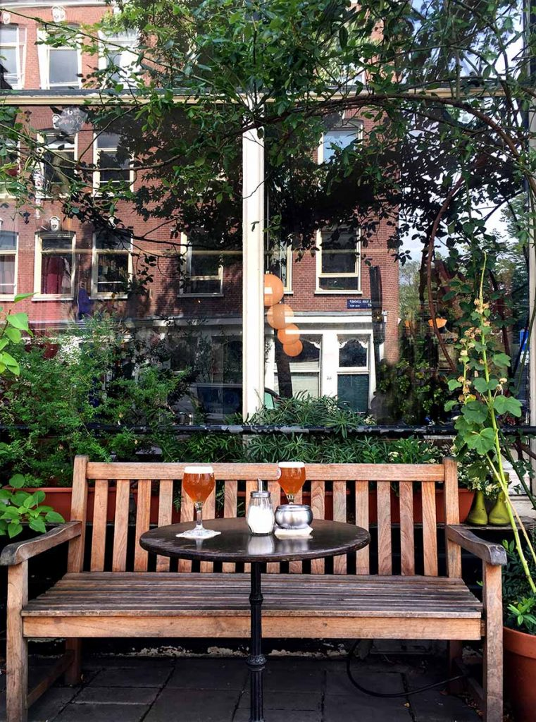 Cozy Amsterdam Bar - l'affiche