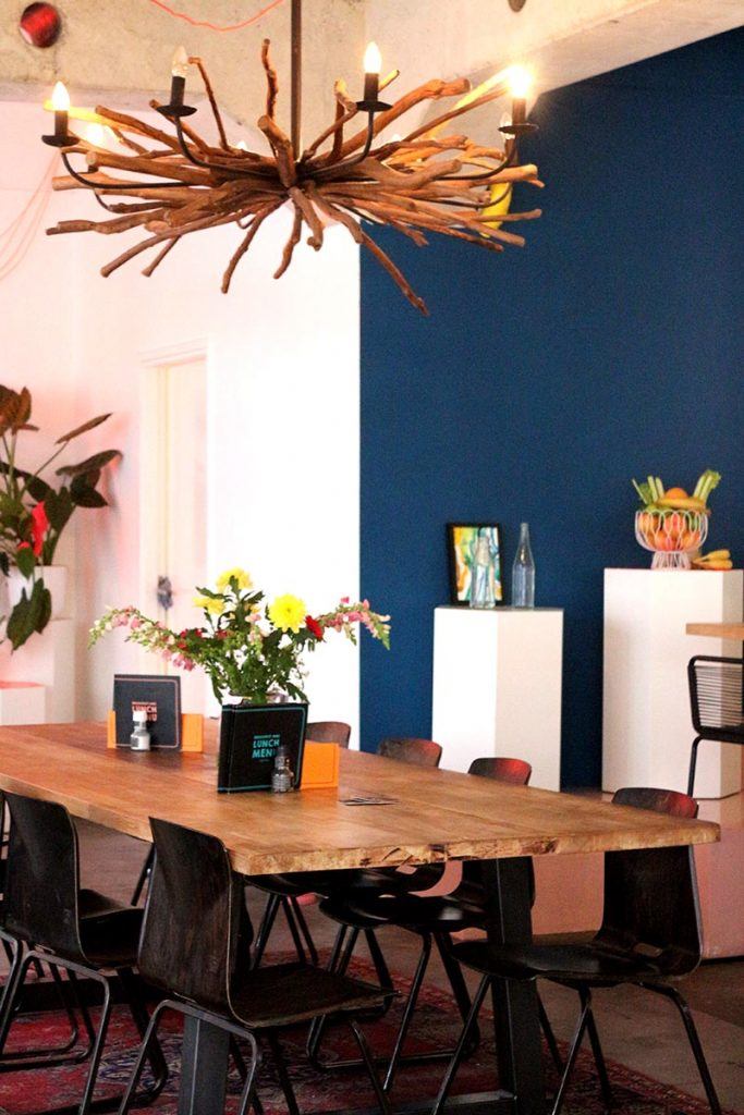 Betty Blue - cute lunchcafe in Amsterdam