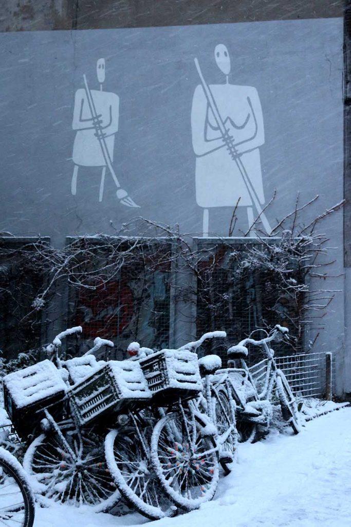 jordaan street art Amsterdam - Amsterdam street art - Graffiti in Amsterdam