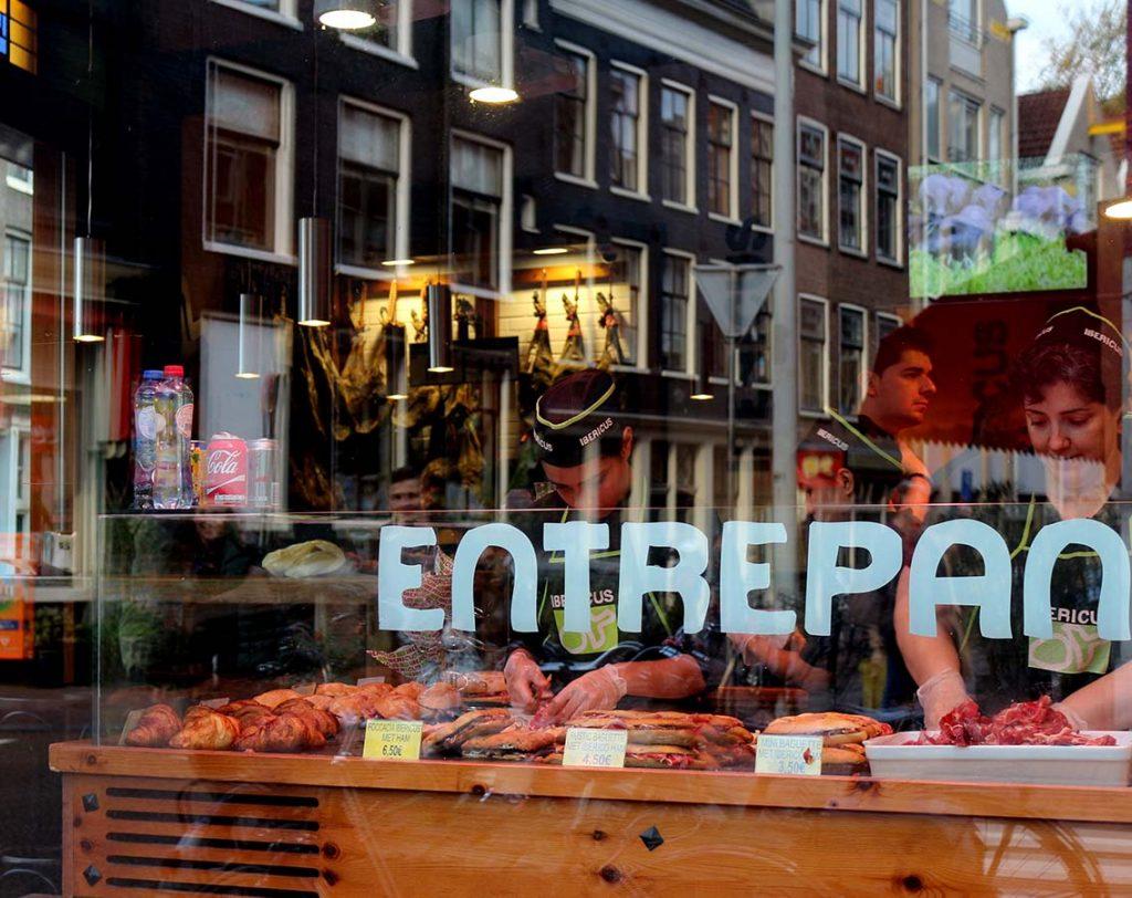 BEST SANDWICHES IN AMSTERDAM - Ibericus
