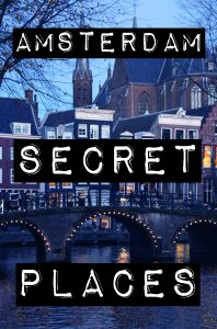 13 AMSTERDAM SECRET PLACES - The city has many secrets, and some of them are places you can visit! These Amsterdam secrets are sitting in plain sight but even some locals haven't discovered them all yet. Here are a few of our hidden favorites.