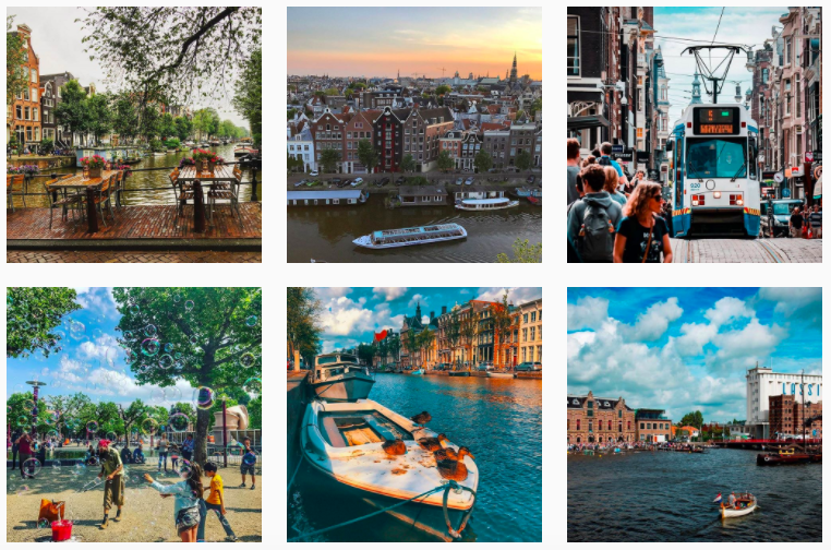 I love Instagram, don't you? It is such a fun way to see images of places and things we love, whether we are near or far. Here are some of my favorite Amsterdam Instagram accounts.