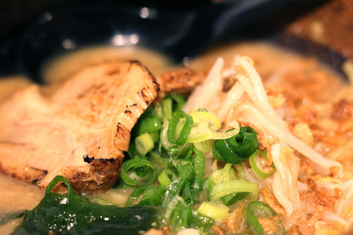 Ramen lovers make your way to de Pijp for a big bowl of noodle goodness. Sapporo Ramen Sora will satisfy your cravings.