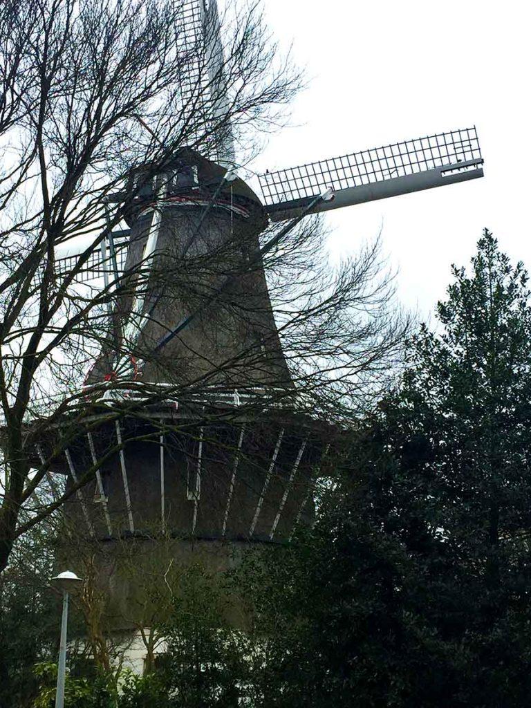 Windmills in Amsterdam :: Molen De 1200 Roe