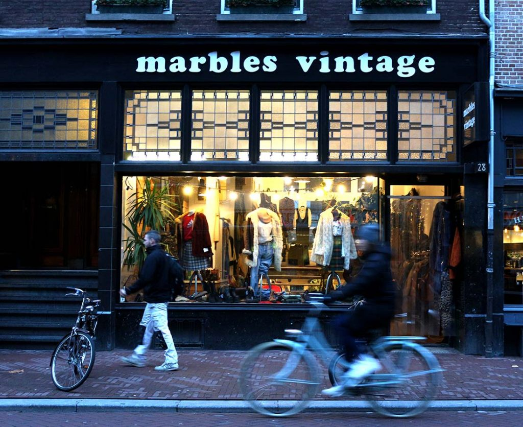 Best Vintage Clothing Shopping In Amsterdam Cute Shops
