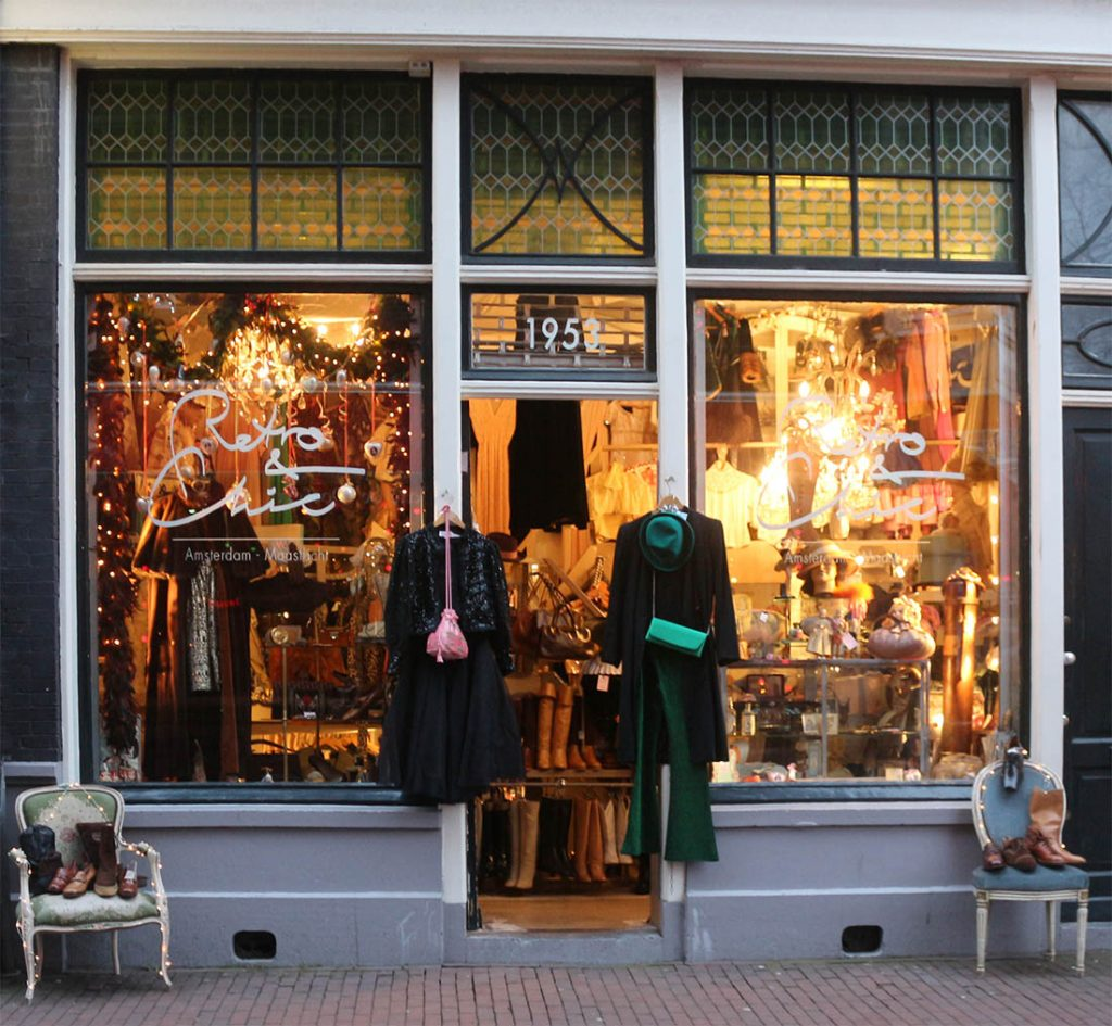 BEST VINTAGE CLOTHING SHOPPING IN AMSTERDAM - cute shops ...
