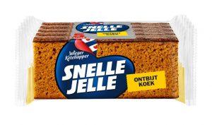 Traditional Dutch Breakfast Foods - Ontbijtkoek - snelle jelle