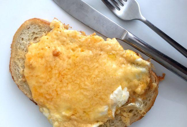 Traditional Dutch Breakfast Foods - uitsmijter