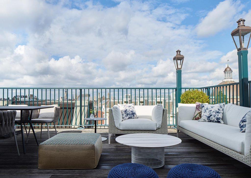 Kimpton De Witt- Penthouse Terrace