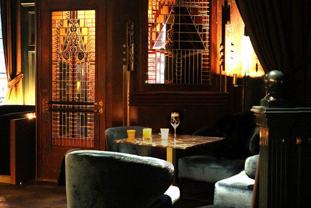 Kimpton De Witt House Bar Amsterdam