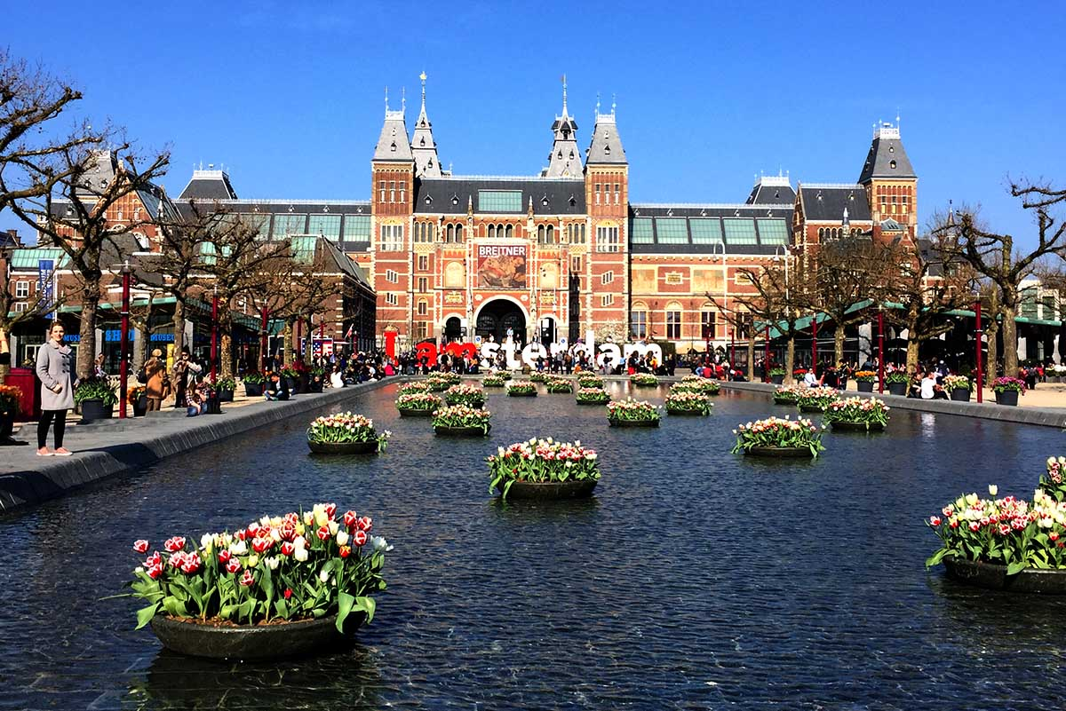 RIJKSMUSEUM AMSTERDAM • NATIONAL MUSEUM OF THE NETHERLANDS