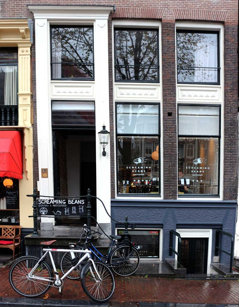 Negen Straatjes Amsterdam Nine Streets - screaming beans