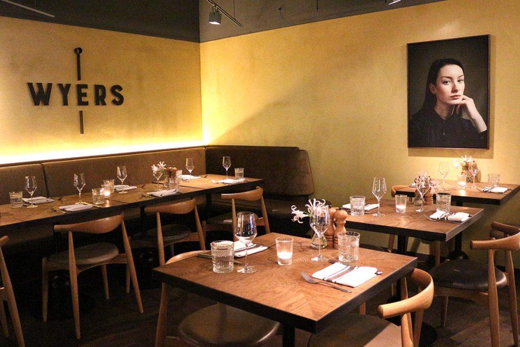 Wyers Bar & Restaurant - Kimpton De Witt