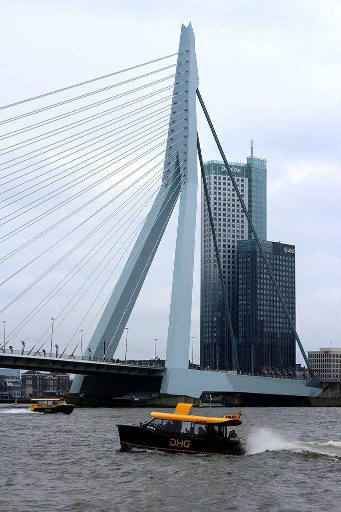 10 Day Trips from Amsterdam in Winter :: Rotterdam