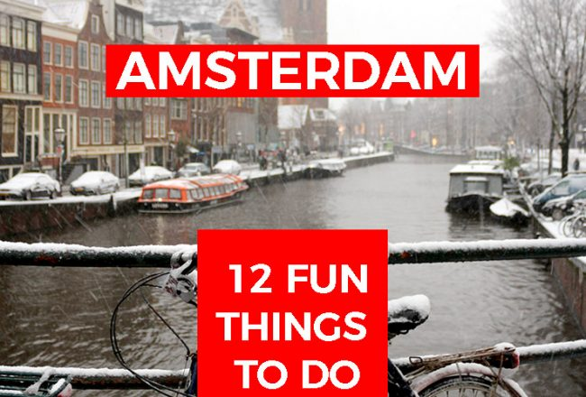 12 fun cozy things to do in amsterdam in winter for Things to do around times square