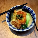 Umaimon Amsterdam - yummy chicken ramen at Leidseplein
