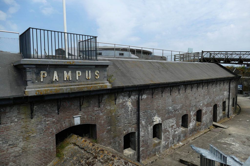 10 Day Trips from Amsterdam in Fall - fun places to go in Holland in Autumn: Pampus Eiland