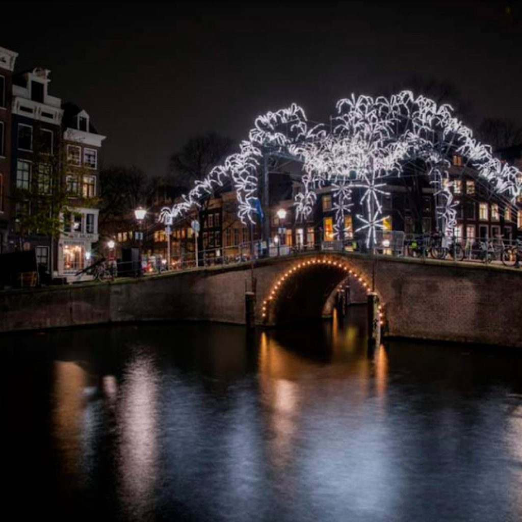 AMSTERDAM LIGHT FESTIVAL 2018-19 •Things to do in Amsterdam in Winter